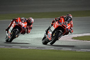 MotoGP Preview Back to Spain for Ducati Team for Catalan Grand Prix