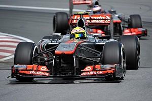 Formula 1 Breaking news Hamilton absence not cause of McLaren slump - Whitmarsh