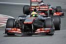 Hamilton absence not cause of McLaren slump - Whitmarsh