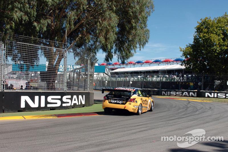 Nissan Motorsport impresses during Friday practice at Hidden Valley