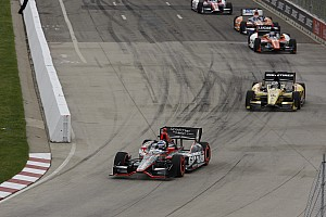 IndyCar Race report Briscoe finishes 15th Saturday at Milwaukee IndyFest