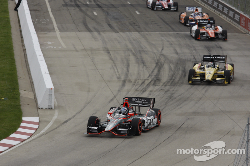 Briscoe finishes 15th Saturday at Milwaukee IndyFest