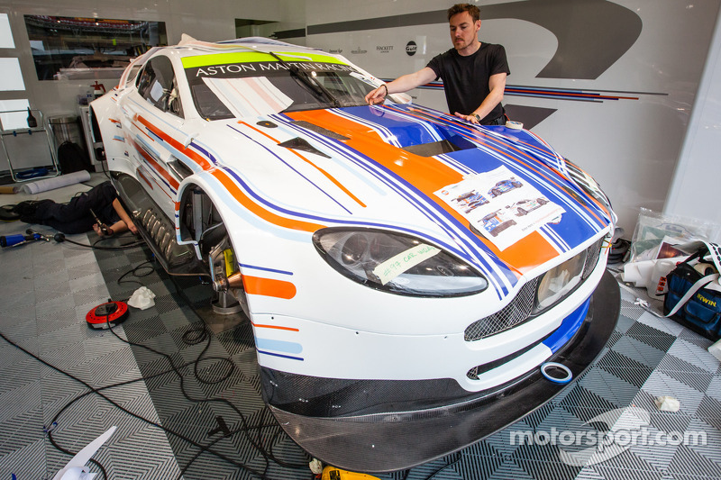 Aston Martin targets Le Mans success with five-car entry