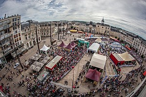 Le Mans Breaking news Le Mans 24 Hours: The town in party mood!
