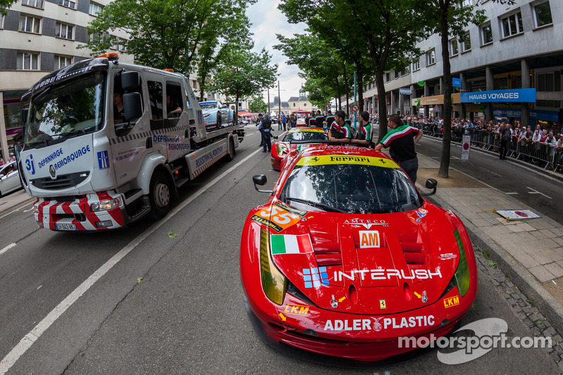 O'Young targets Le Mans success
