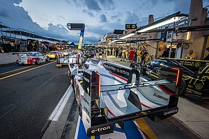Le Mans Qualifying report ALMS, GRAND-AM contingent begin qualifying quest at Le Mans