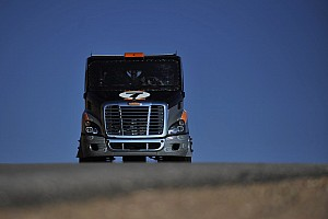 Hillclimb Breaking news Mike Ryan will takie on Pikes Peak in a unique Freightliner