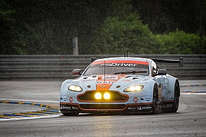 Le Mans Breaking news ACO and AMR statements on death of Simonsen at Le Mans