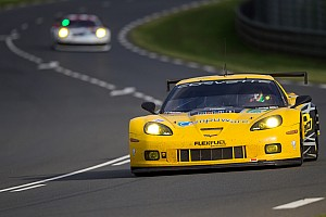 Le Mans Breaking news Corvette Racing at Le Mans: Halfway report