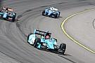Pagenaud 6th, Vautier 13th in Iowa Corn Indy 250