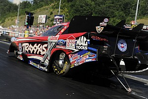 NHRA Race report Courtney Force wins inaugural New England Nationals