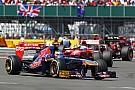 Despite Vergne DNF, Toro Rosso finish in points at Silverstone