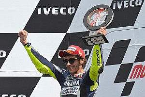MotoGP Race report Bridgestone: Rampant Rossi records first win of the season at Assen