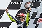 Bridgestone: Rampant Rossi records first win of the season at Assen