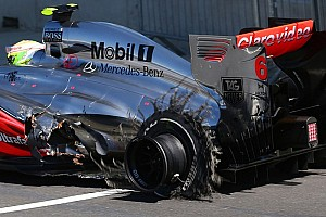 Formula 1 Breaking news F1 begins to respond to tyre-exploding crisis