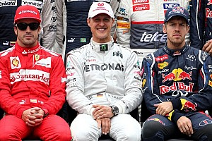 Formula 1 Breaking news Schumacher will not attend German GP