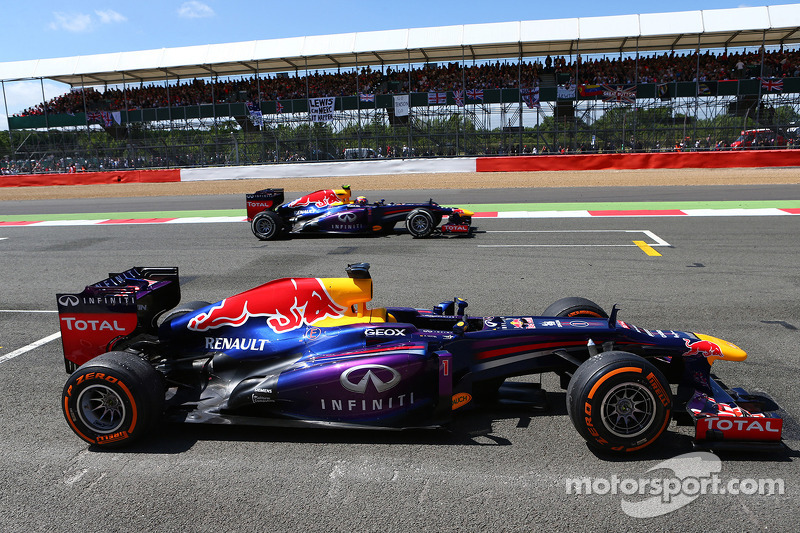 Red Bull asks fans to help decide 2014 driver