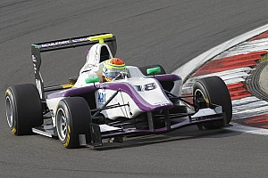 GP3 Practice report Sims on top in Nurburgring free practice
