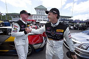PWC Race report O'Connell and Baldwin take home GT and GTS race 2 wins at Lime Rock