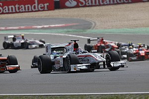 Formula 1 Race report Positive weekend at Nurburgring for Coletti