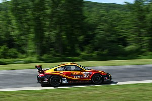 ALMS Breaking news MOMO NGT Motorsport Team has disappointing outing at Lime Rock Park