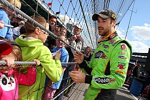 IndyCar Interview Hinchcliffe ready for his home races in Toronto