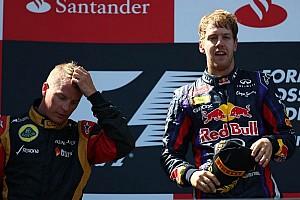 Formula 1 Breaking news Raikkonen to Red Bull 'cool' - Hamilton