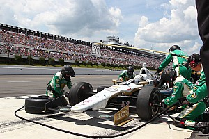 IndyCar Preview Carpenter hopes for better fortune this weekend in Toronto
