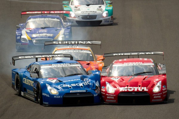 Super GT – always exciting to watch