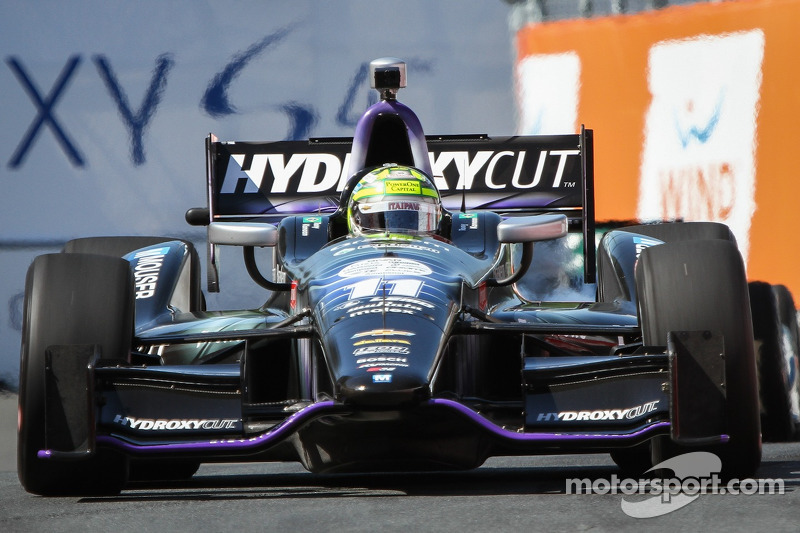 KV Racing Technology places both cars in top-10 Toronto Race 1