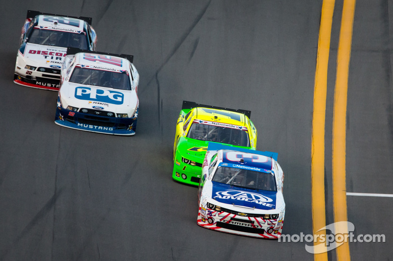 Third-Place finish at New Hampshire Motor Speedway earns RCR's Austin Dillon $100,000