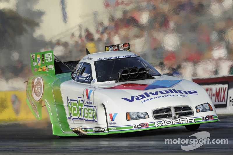 Beckman hopes for another strong run at Mile-High Nationals