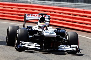 Formula 1 Breaking news Maldonado plays down Lotus switch rumours