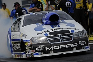NHRA Qualifying report Johnson, Torrence, C.Pedregon and A.Arana qualify No. 1 for Mile-High Nationals