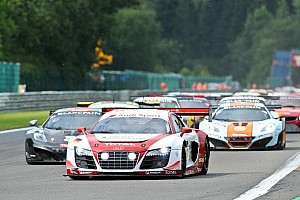 Endurance Breaking news The 96 Hours of Spa !