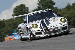 ALMS Qualifying report MacNeil and Bleekemolen on Pole at Mosport