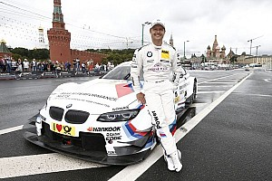 "DTM Special feature Strong showing at the ""Moscow City Racing"" event by Priaulx"