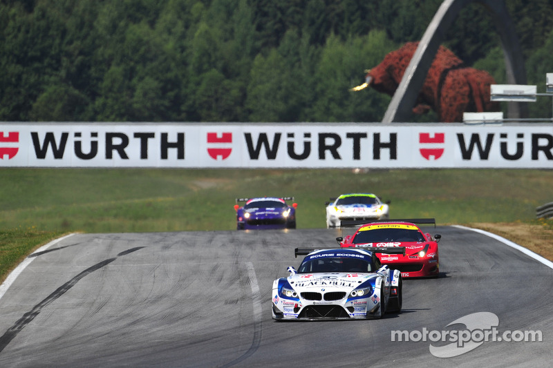 Hard fought podium for Millroy at the Red Bull Ring