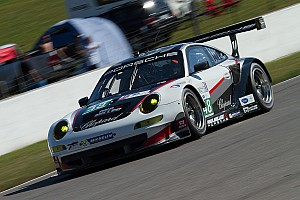 ALMS Race report Paul Miller Racing perseveres for a ninth-place finish at Mosport