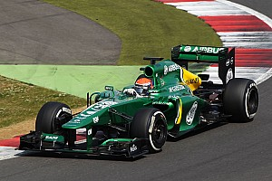 Formula 1 Breaking news Alexander Rossi impresses at F1 test with Caterham