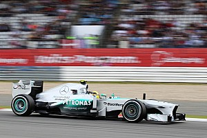 Formula 1 Breaking news Mercedes using infrared camera to monitor tyres