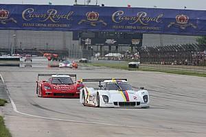 Grand-Am Race report BMW power 1-2 at Brickyard Grand Prix
