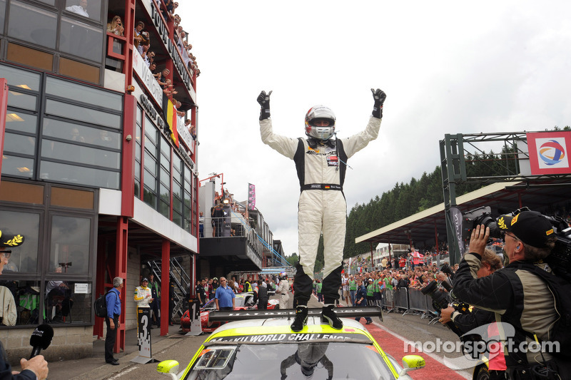 Buhk, Schneider, Götz claim overall win in 24 Hours of Spa