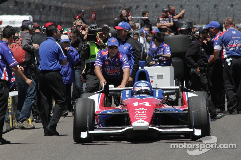 The tale of the turbo in IndyCar: let's all just get along