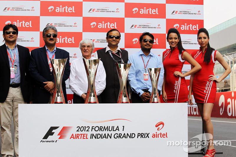 Organiser admits no Indian Grand Prix in 2014