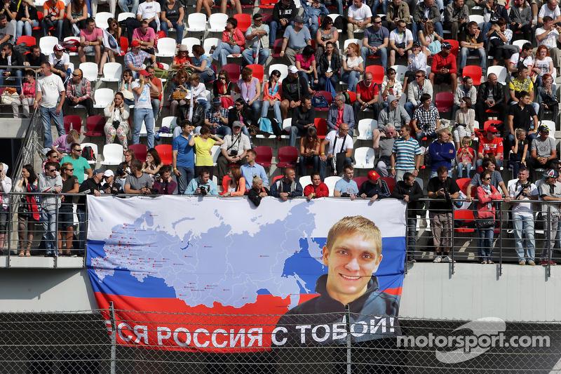 Petrov eyes F1 return with Williams, Marussia