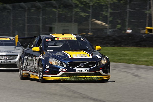 K-PAX Volvo team continued their domination at the Mid-Ohio Sports Car Course