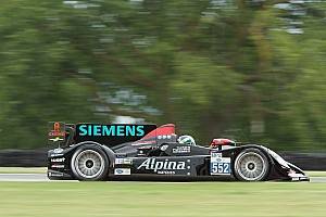 ALMS Qualifying report Level 5 and Franchitti claim Road America pole