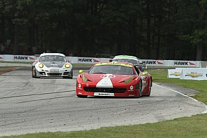 Grand-Am Race report Scuderia Corsa Ferrari gains key championship points at Road America