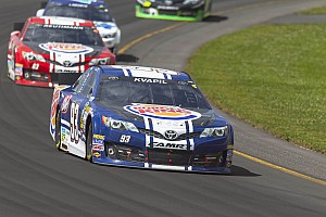 NASCAR Cup Race report Series of incidents leads to a 40th-place finish for Kvapil in Watkins Glen